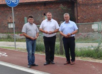 Koniec remontu na ulicy Dworcowej w Tworkowie. To gmina Krzyżanowice