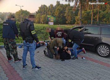 Czy to oni dwukrotnie okradli Media Markt w Rybniku? Policja zatrzymała szajkę złodziei