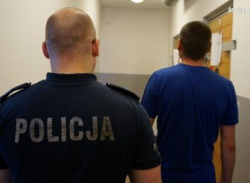 Znęcał się nad matką. 35-latek z Kuźni Raciborskiej zatrzymany