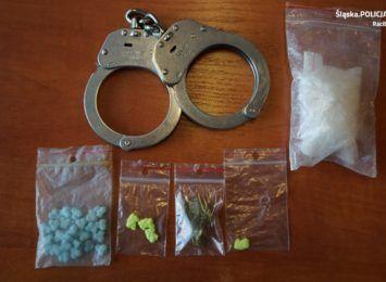 Raciborska policja zatrzymała ich z narkotykami. Grozi im więzienie