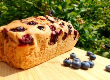 Kuchnia Radia 90: Letnie ciasto z owocami
