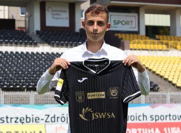 Kolejny zawodnik dołączył do GKS-u Jastrzębie. To 17-letni letni pomocnik