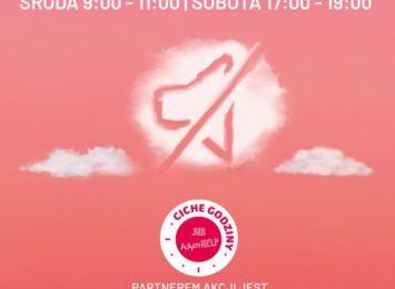 """""""Ciche godziny"""" w Rybnik Plaza: Dziś od 9.00 do 11.00"""