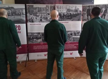 O Powstaniach Śląskich także za kratami. Specjalna wystawa w więzieniu w Raciborzu