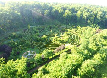 Iść i kontemplować.... Nowa ścieżka w Arboretum Bramy Morawskiej [FOTO]