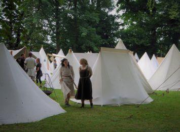 Trwa II Festiwal Historii Słowiańskiej Śląska Cieszyńskiego. Turyści zachwyceni [FOTO]
