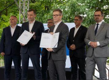Krok w stronę powrotu kolei do Jastrzębia. Umowa na studium wykonalności linii Katowice-Ostrawa