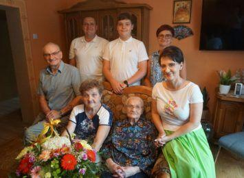 Sto lat to za mało! Apolonia Kolorz w gronie 100-letnich mieszkańców Jastrzębia