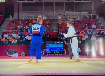 Julia Kowalczyk judoczka z Rybnika na 7 miejscu IO w Tokio
