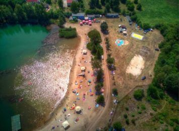 Pomysł na weekend: Kąpielisko Wodnik w Kuźni Raciborskiej