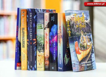 Biblioteka poleca wakacyjne nowości dla dzieci i młodzieży