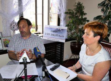 """Burmistrz Cieszyna: """"3,5 miliona euro zamiast 10, ale i tak wiele uda się za te pieniądze zrobić"""""""