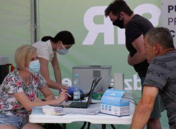 W niedzielę kolejna akcja szczepień przy śląskich parafiach