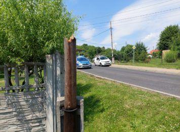 Odnaleziono kierowcę samochodu, który brał udział w wypadku w Radlinie