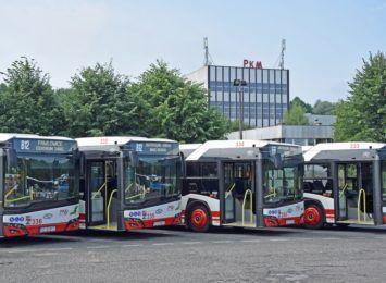 Siedem nowych autobusów na jastrzębskich drogach