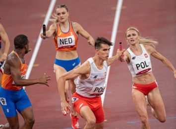 Mamy medal! Złoto dla Polski! Złoto dla Justyny! GRATULUJEMY!