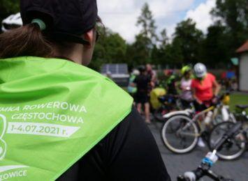 Rowerem na Jasną Górę. Pielgrzymi wyruszyli z Rybnika do Częstochowy [FOTO]