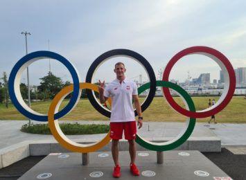 Rybnicki judoka Piotr Kuczera pożegnał się z Igrzyskami Olimpijskimi po pierwszej walce