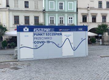 Szczepienia w sołectwach w Jastrzębiu. Plan na sierpień