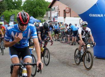 Tour de Silesia wystartował z Godowa