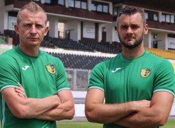 Nowi trenerzy dołączyli do sztabu szkoleniowego GKS-u Jastrzębie