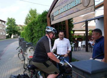 Z Langenselbold do Baborowa. Wolfgang Skrzypczyk przejechał 900 km na rowerze w swoje rodzinne strony