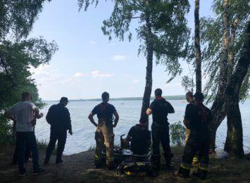 Poszukiwany mężczyzna nie żyje, wyłowiono ciało z Zalewu Rybnickiego