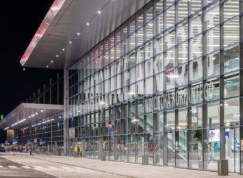 Oddano do użytku terminal pasażerski B Katowice Airport