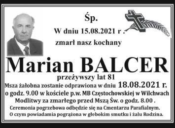 Zmarł wieloletni radny Wodzisławia Śląskiego