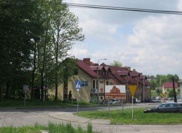 Utrudnienia na drodze w Pawłowicach