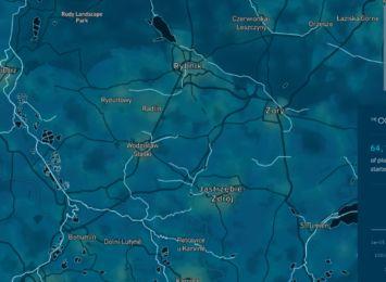 Najdokładniejsza mapa zanieczyszczenia światowych rzek. Jak wypadają Odra, Olza czy Ruda?