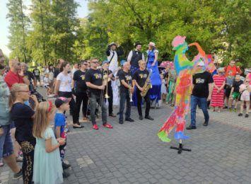 Parada Nowoorleańska w ramach Festiwalu Jazzu Tradycyjnego na rybnickim kampusie! [FOTO, WIDEO]