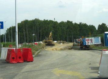 Utrudnienia drogowe w centrum Jastrzębia - Zdroju jeszcze przez rok