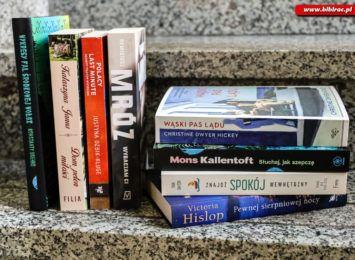 Książka na wakacje. Co poleca raciborska biblioteka na koniec urlopu?