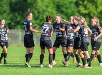 Piłkarki nożne TS ROW-u Rybnik zdobyły pierwszy punkt w tym sezonie