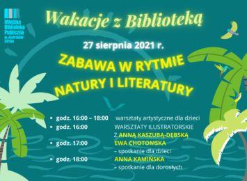 Biblioteka w Jastrzębiu-Zdroju kończy wakacje. Co się będzie działo?