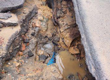 Wodzisław: Problemy z wodą potrwają do nocy