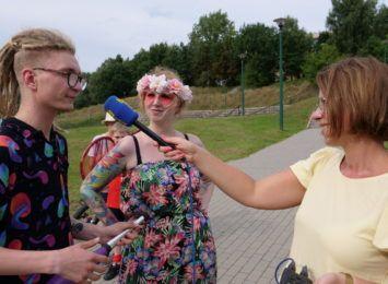 Wodzisławski Festiwal Kuglarzy z Kolorowym Szaleństwem z Radiem 90! Trzy dni zakręconej zabawy [WIDEO]