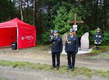 29. rocznica wybuchu pożaru w Kuźni Raciborskiej - uczczono pamięć poległych strażaków