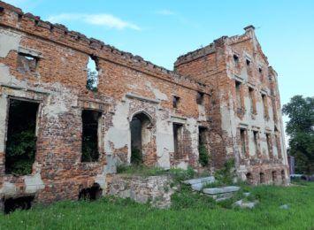 Pomysł na weekend: Może zobaczyć ruiny w miejscowości Łany? [FOTO]