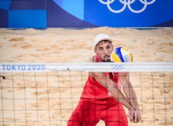 Łosiak/Kantor odpadli z turnieju olimpijskiego. Jastrzębianin wraca do domu