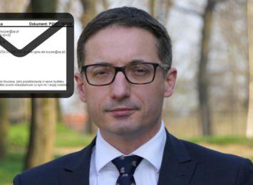 """""""Miara się przebrała Piotrze Kuczera...""""-mail z pogróżkami do prezydenta Rybnika"""