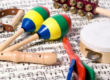 Muzyka dla smyka. Nowe zajęcia w Wodzisławskim Centrum Kultury