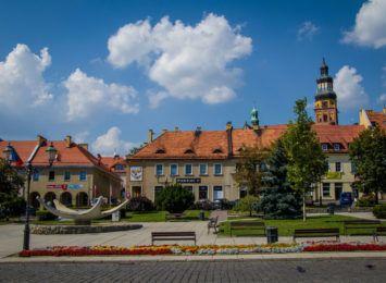 Jazz na wodzisławskim rynku