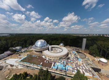 Kiedy zakończenie remontu Planetarium Śląskiego?