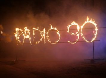 Co to był za finał Wodzisławskiego Festiwalu Kuglarzy! Było kolorowo, wesoło, był ogień! [FOTO, LIVE]