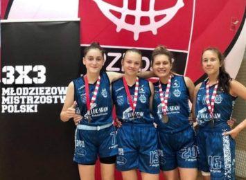 Sukces koszykarek z RMKS-u. Rybniczanki zdobyły brązowy medal na Młodzieżowych Mistrzostwach Polski