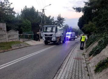 To była jednak bomba! Wracamy do tematu ładunku przy ulicy Janasa w Rybniku