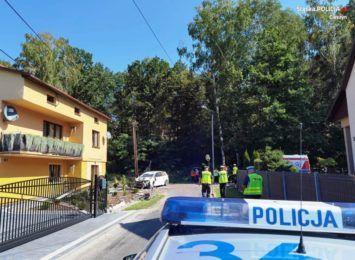 Tragiczny wypadek podczas samochodowego Rajdu Śląska. Komunikat policji