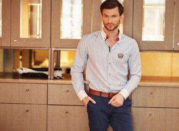 Hit lata - męska koszula w paski! Zobacz najmodniejsze modele [materiał partnera]